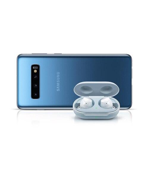 c0de4fe8155c2 Smartphone Samsung Galaxy S10 128 GB AT T + Galaxy Buds