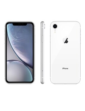 e150b5cfa11 iPhone XR 64 GB blanco ...