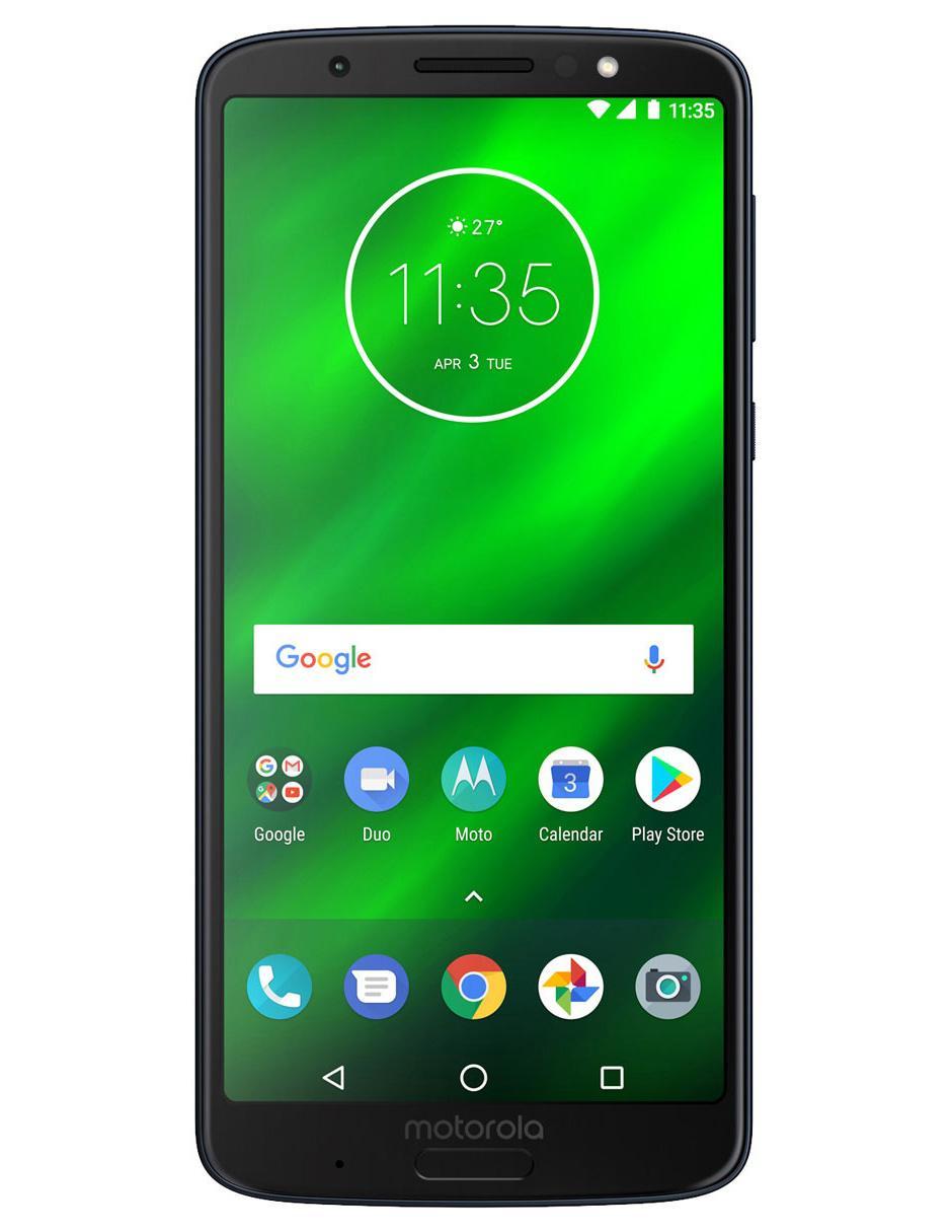 862a324d43e Smartphone Motorola Moto G6 Plus 64 GB AT&T