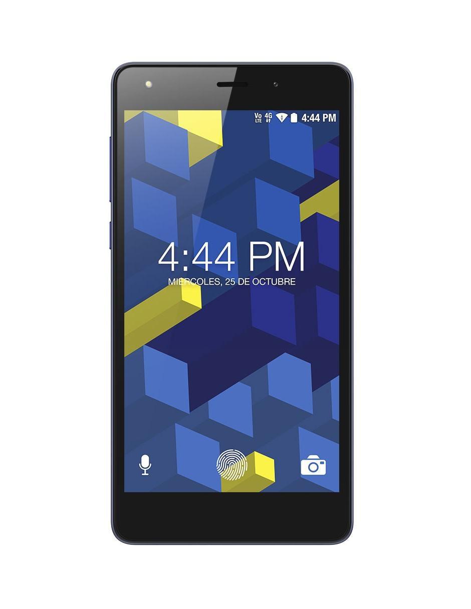 000f4a6a8f2 Smartphone M4tel M4 Ever 8 GB azul Telcel | Liverpool es parte de MI ...