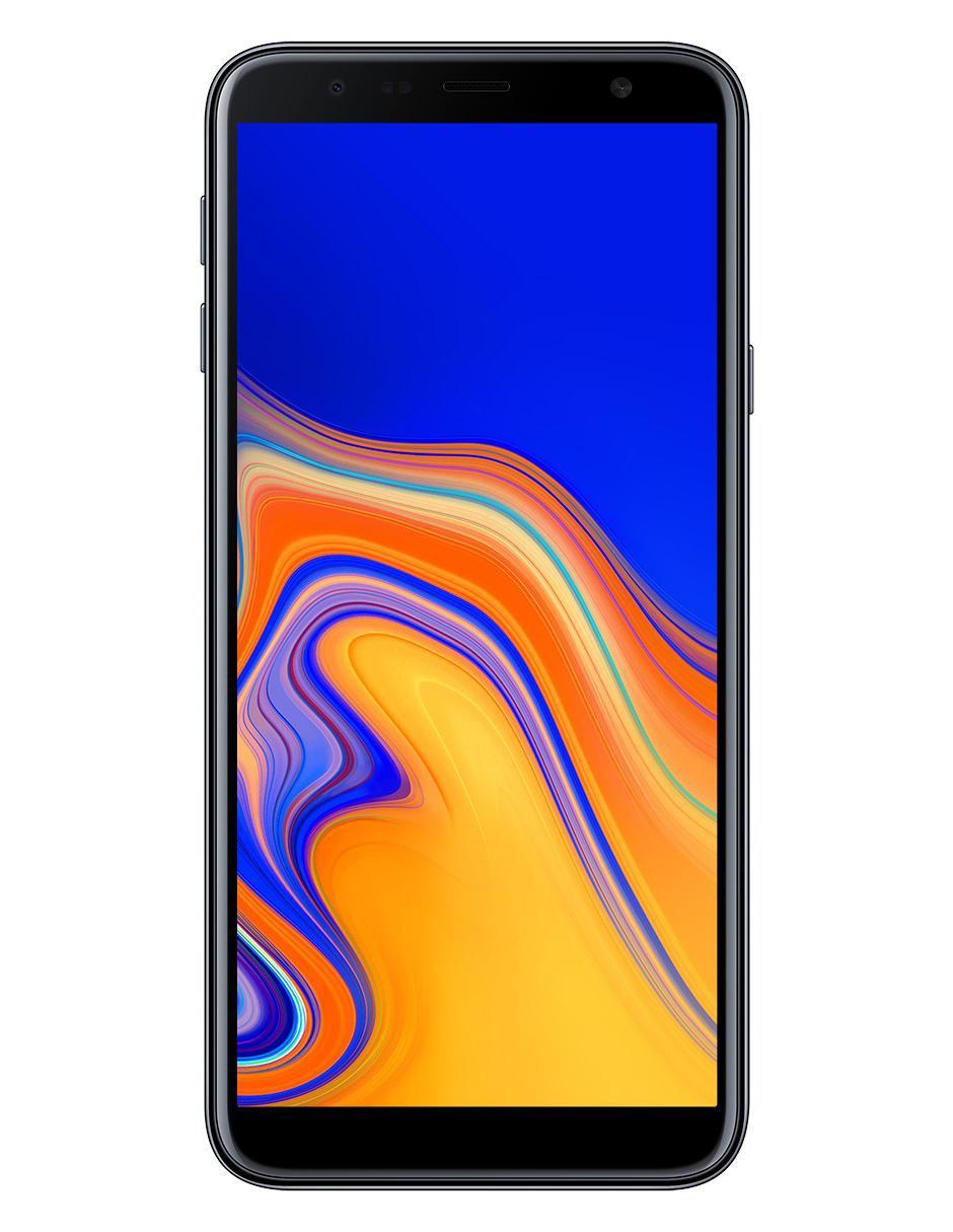 9012c2119fd3b Smartphone Samsung Galaxy J4 Plus 32 GB negro Telcel
