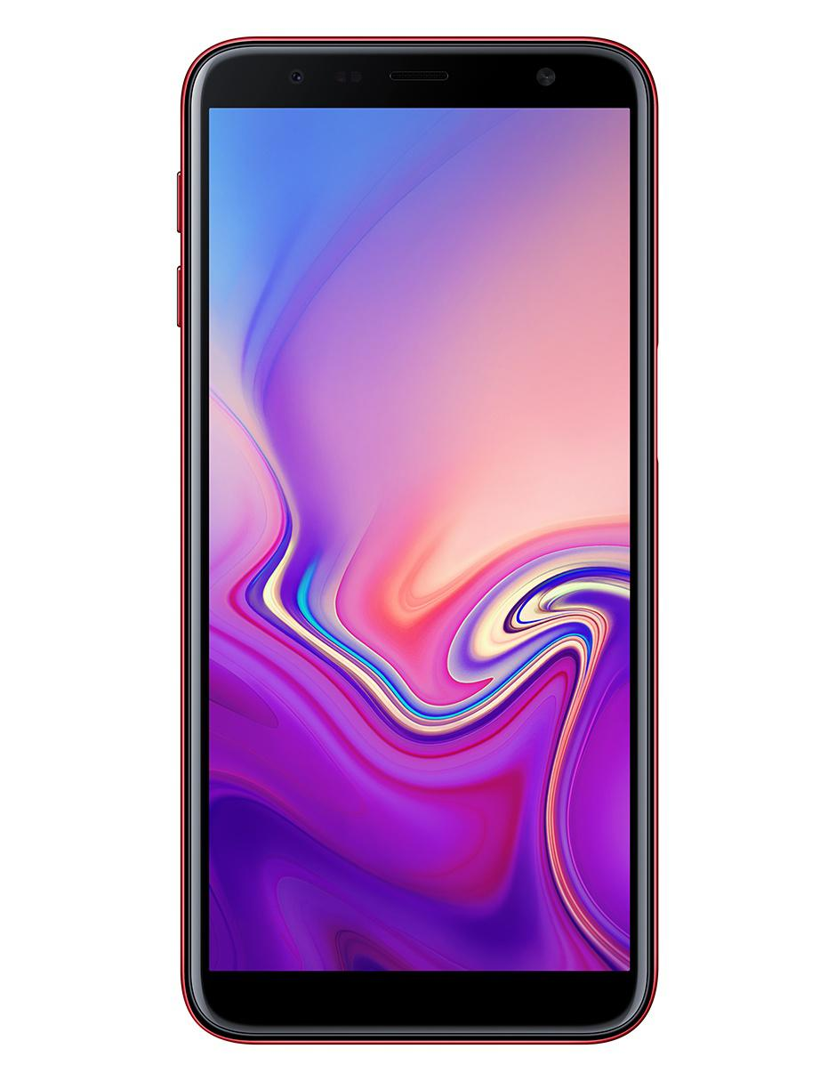 8357d9c2e5a2c Smartphone Samsung Galaxy J6 Plus 32 GB rojo AT T Precio Sugerido