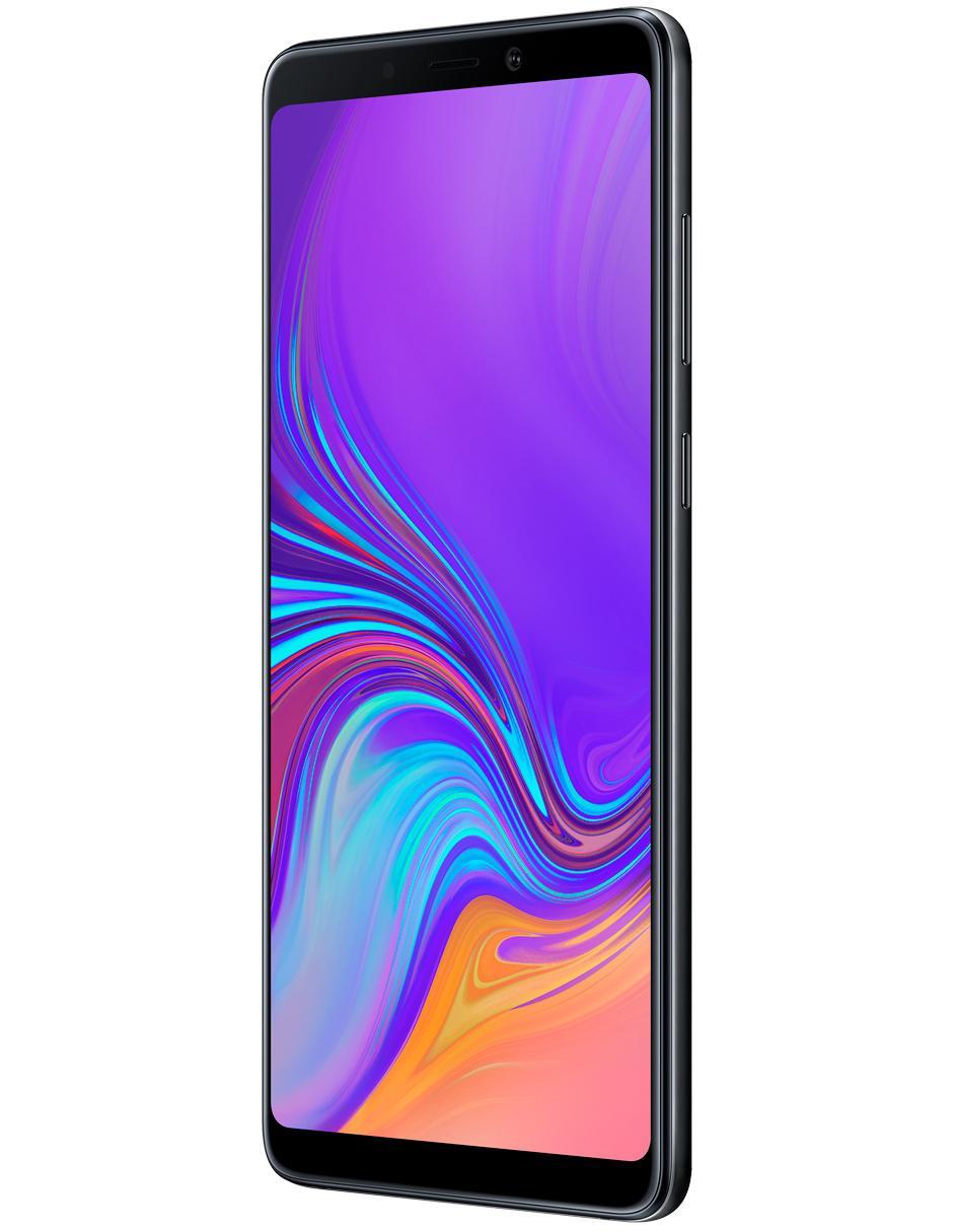 d4baddb9f239c Smartphone Samsung Galaxy A9 128 GB negro Telcel Precio Sugerido