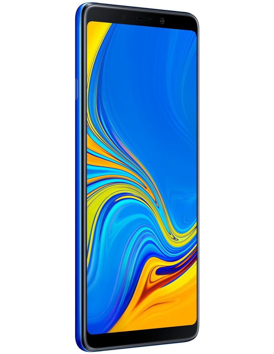 381750529893c Smartphone Samsung Galaxy A9 128 GB azul Telcel