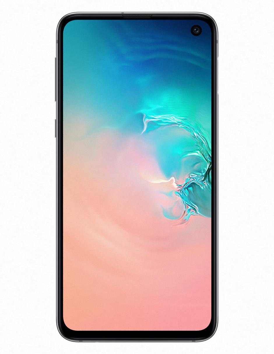 f260852336eb8 Smartphone Samsung S10E 128 GB blanco Telcel Precio Lista