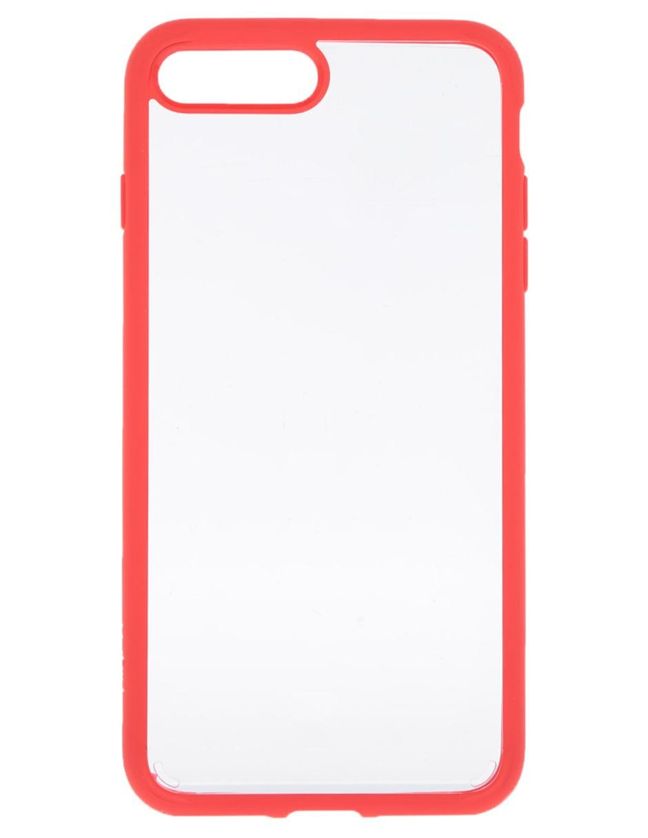 6e4cff3260a Funda para iPhone 8 Plus Ultra Hybrid Spigen roja